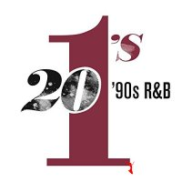 Various Artists - 20 #1's: 90's R&B (2015)