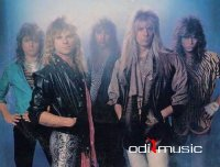 Giuffria - Discography - 1984-1986 (5 Releases)