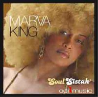 Marva King - Soul Sistah (CD, Album) (1981)