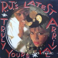 R.J.'s Latest Arrival - Truly Yours (Vinyl, LP, Album) 1988