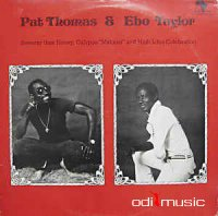 Pat Thomas & Ebo Taylor - Sweeter Than Honey Calypso (1980)