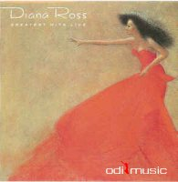 Diana Ross - Greatest Hits Live (1989) 2 CD
