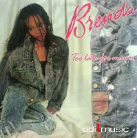 Brenda - Too Late For Mama (Vinyl, LP, Album)