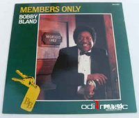 Bobby Bland - Members Only (Vinyl, LP)