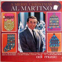 Al Martino - A Merry Christmas (Vinyl, LP, Album) (1992)