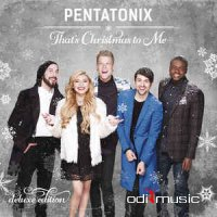 Pentatonix - That's Christmas To Me (CD, Album) (2014)