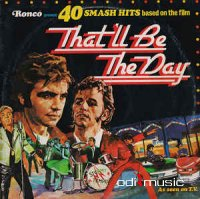 Various - 40 Smash Hits Based On The Film That'll Be The Day (1973)