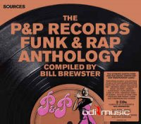 Various - The P&P Records Funk & Rap Anthology (2015)