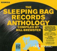 Various - The Sleeping Bag Records Anthology (CD)