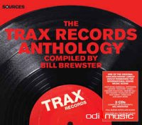 Various - The Trax Records Anthology (2015)