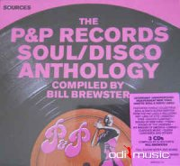 Various - The P&P Records Soul/Disco Anthology (2015)