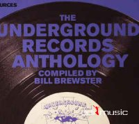Various - The Underground Records Anthology (2015)