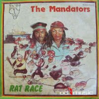 The Mandators - Rat Race (Vinyl, LP, Album)