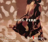 Various - Soul Fire: The Majestic Collection (CD)