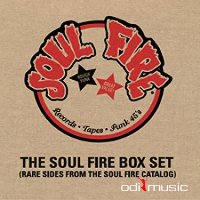 Various -  The Soul Fire Box Set (Rare Sides From The Soul Fire Catalogue)