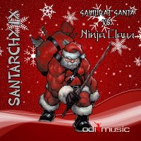 Various Artists - Santarchy 9 - Samurai Santa vs. Ninja Claus (2009)