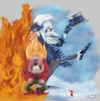 Various Artists - Santarchy 8 - Snow Miser vs. Heat Miser - 2008