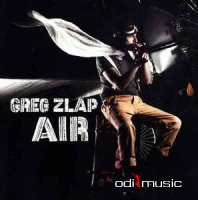 Greg Zlap - Air (CD, Album) (2011)