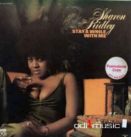 Sharon Ridley - Stay A While With Me (Vinyl, LP, Album)