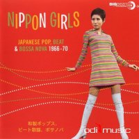 VA - Nippon Girls- Japanese Pop, Beat & Bossa Nova 1966-70 (2009)