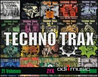 Various - Techno Trax vol 01 - vol 21 [1991-1998]