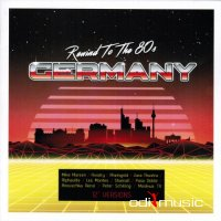 VA - Rewind To The 80's: Germany (2016)