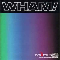 Wham! - Music From The Edge Of Heaven (CD, Album) (1986)