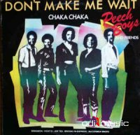 Various - Don't Make Me Wait, Peech Boys And Friends (Vinyl, LP)