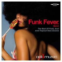 VA - Funk Fever Vol. 2 (The Best Of Funk, Soul & Tropical Rare Groove)