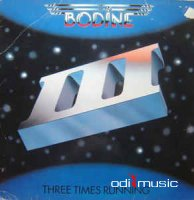 Bodine - Three Times Running (Vinyl, LP, Album)