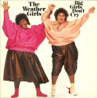 The Weather Girls - Big Girls Don't Cry (Vinyl, LP, Album)