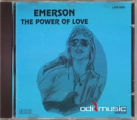 Emerson Conley - The Power Of Love (1992)