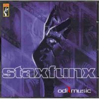 Various - Stax Funx  (2x CD) Vol.1-Vol.2 - 1997-1999