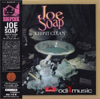 Joe Soap - Keep It Clean (Vinyl, LP) 1973