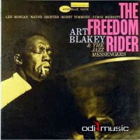 Art Blakey & The Jazz Messengers - The Freedom Rider (Vinyl, LP) (1961)