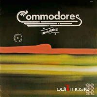Commodores - Uprising (Vinyl, LP)