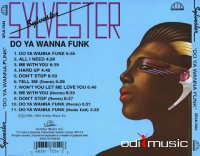 Sylvester - Do You Wanna Funk (Vinyl) 1982 CD