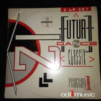 Cover Album of Various - Future Dance Classix Program 1-2-3-4-5-6 (1990-1991)