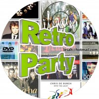 DJ Le Salt - Retro Party Mix vol 01-11