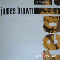 James Brown With Full Force - I'm Real (Vinyl, LP, Album)