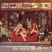 The Alice Band - The Love Junk Store (CD, Album) 2002