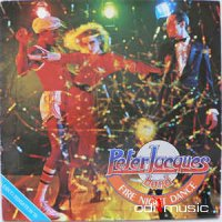 Peter Jacques Band - Fire Night Dance (Vinyl, LP, Album) (2002)
