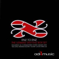 Split Enz - Enz to Enz - The Ultimate Split Enz Box Set (2007) 11 CD