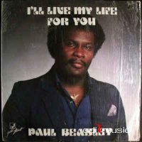 Paul Beasley - I'll Live My Life For You (Vinyl, LP)