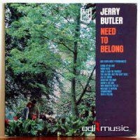 Jerry Butler - Need To Belong (Vinyl, LP, Album)