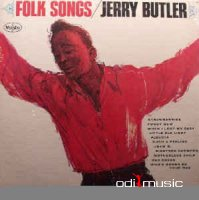 Jerry Butler - Folk Songs (Vinyl, LP)