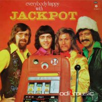 Cover Album of Jackpot - Everybody Happy With Jackpot (Vinyl, LP, Album)