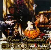 Dave Edmunds - Cheap Talk Patter & Jive (CD) FDR