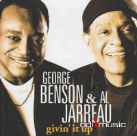 George Benson & Al Jarreau - Givin' It Up (CD, Album) (2006)
