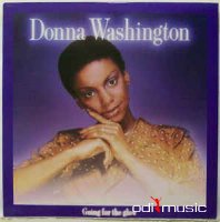 Donna Washington - Going For The Glow (1981)